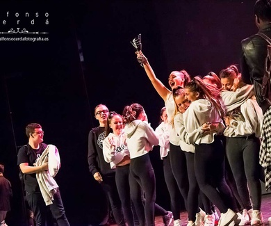 Competición en Hip Hop Spain