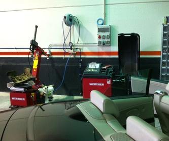Mecánica: Servicios de Talleres LB Las Rozas, S.L.