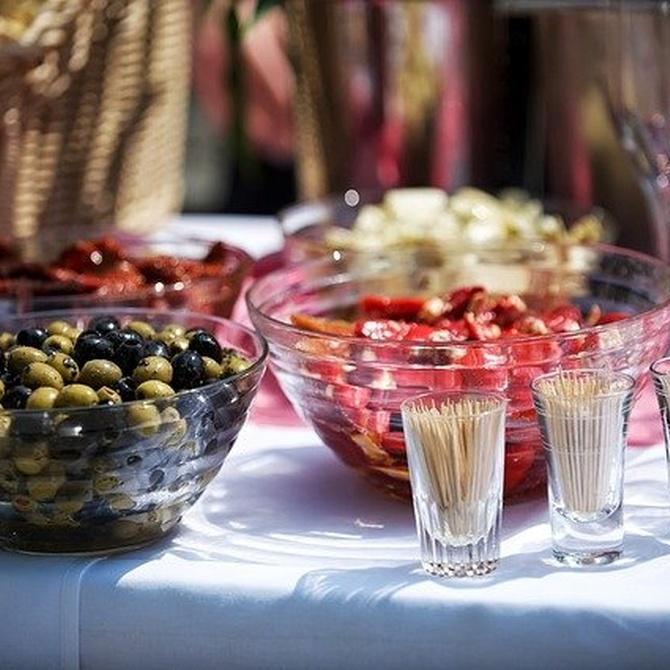 Cómo sorprender a tus invitados durante el banquete de bodas