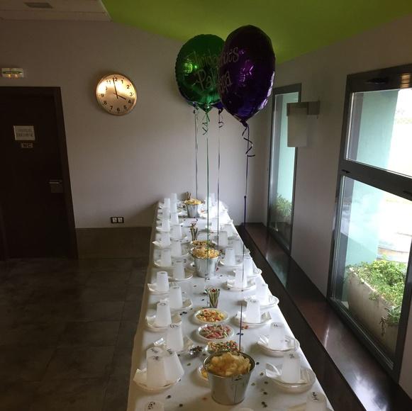 Celebraciones de cumpleaños