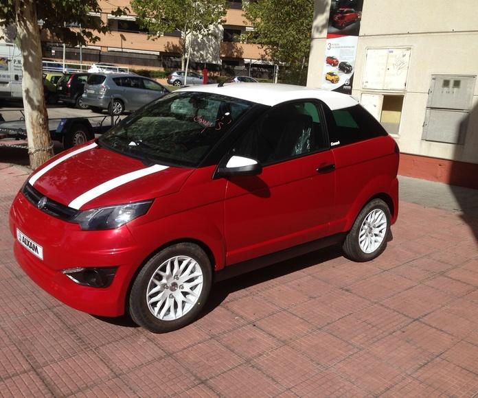 AIXAM Coupe S 3p.: Servicios de Gesercar