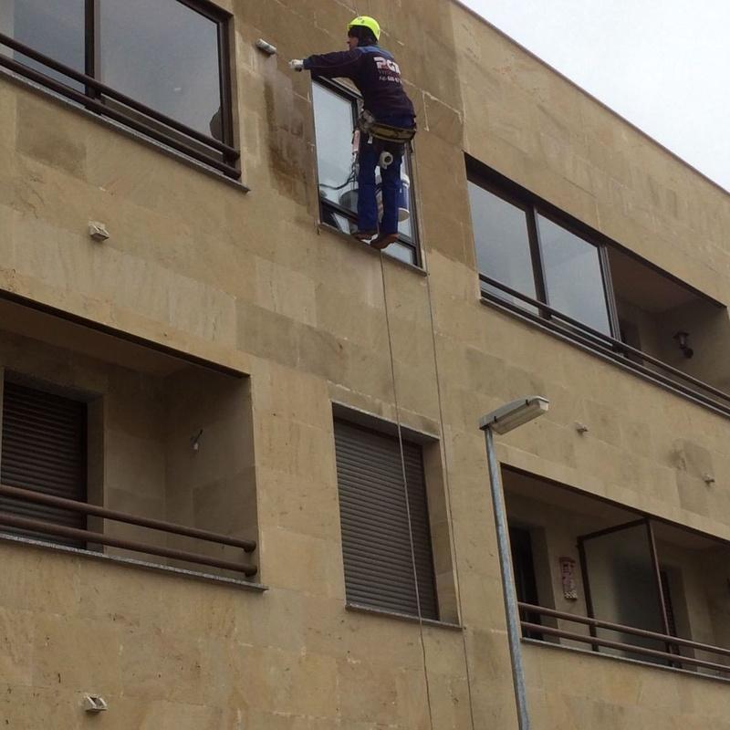 Impermeabilizacion de fachadas Salamanca