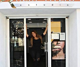 Rocío Rivera Estudio, en Aranjuez