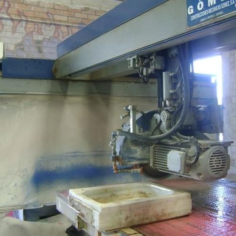 Fregaderos: Productos  de Marbres Ibars
