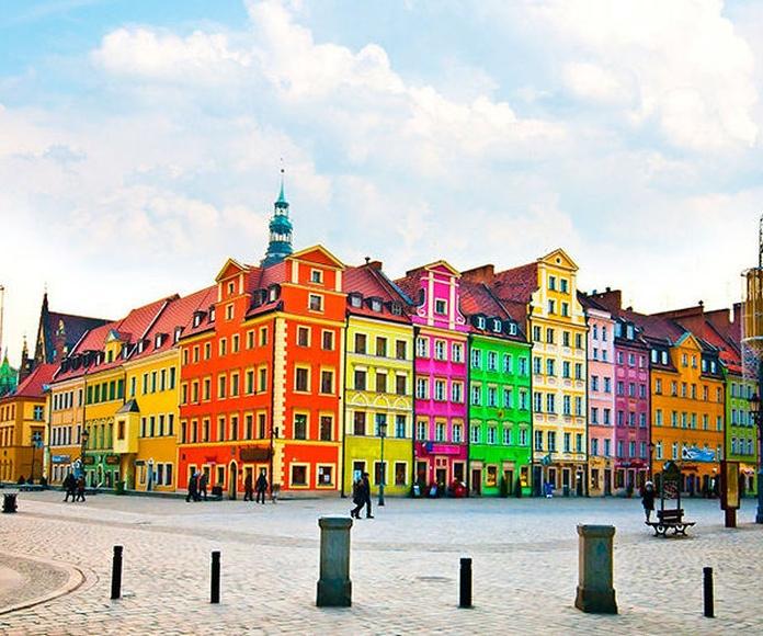 Servicios: Servicios de Oficina de Turismo de Polonia
