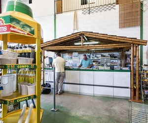 Interior de nuestra tienda de productos agrícolas en Alicante