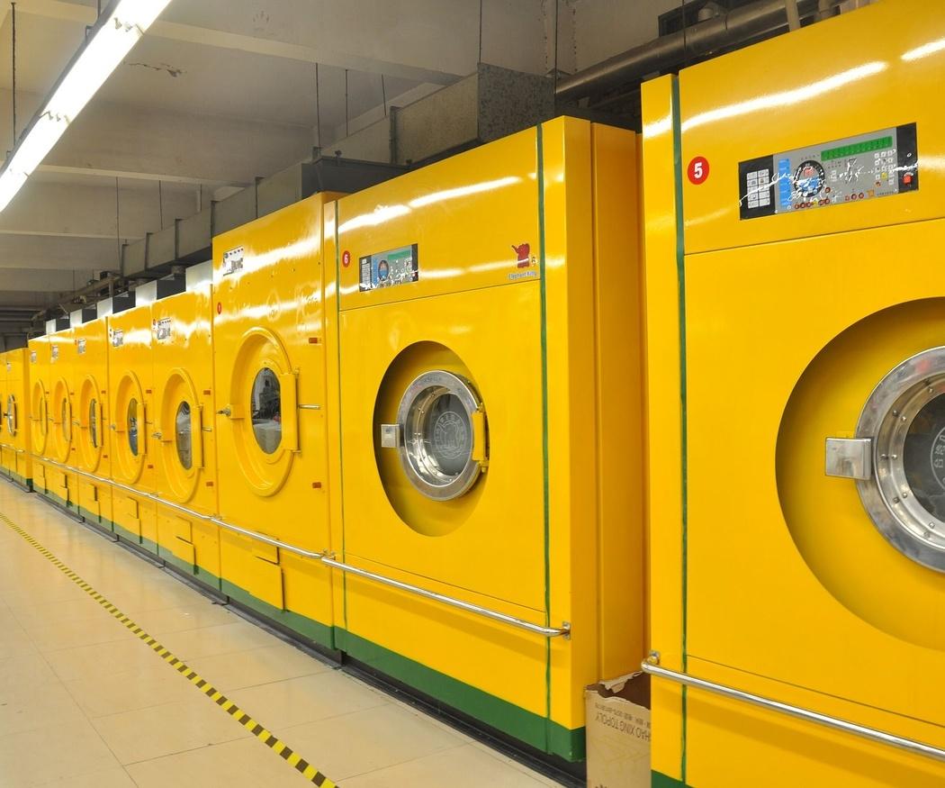 Lavandería industrial para nuestra empresa