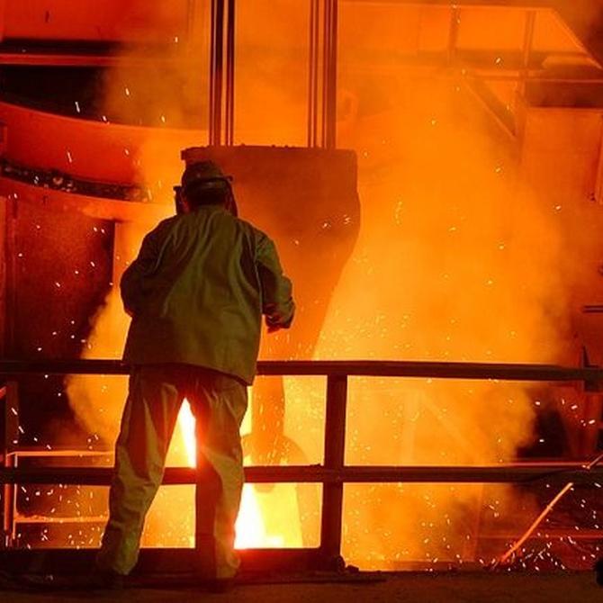 ¿Cómo se hace el acero inoxidable?