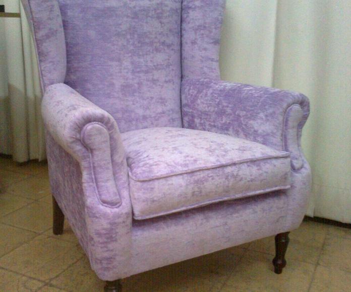 Sofás y sillones: Catálogo y servicios de Jofrán Tapicería