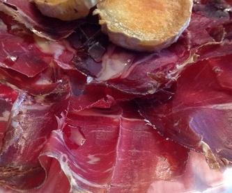 Carnes: Servicios de Restaurante La Pomarada
