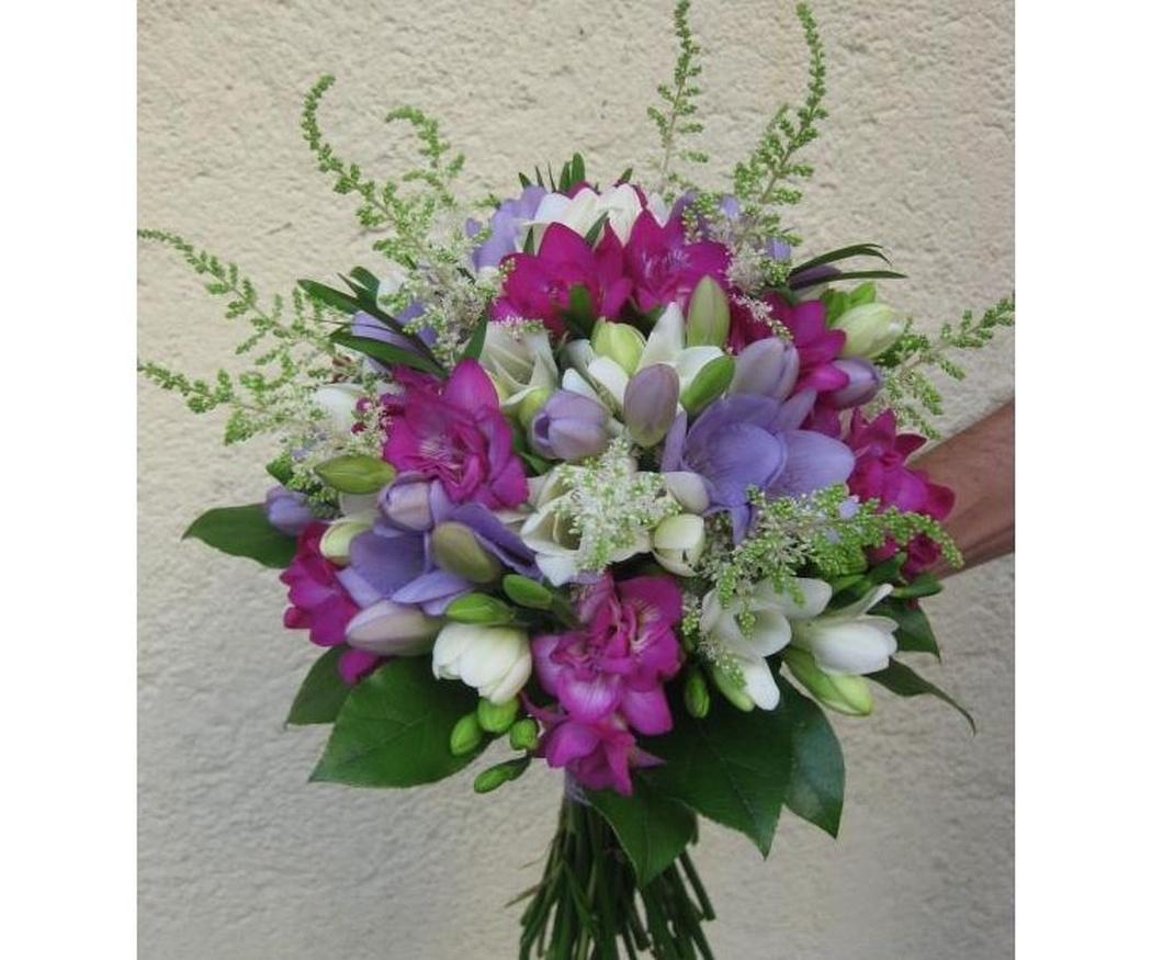 Qué es un bouquet de flores y en qué se diferencia de un ramo