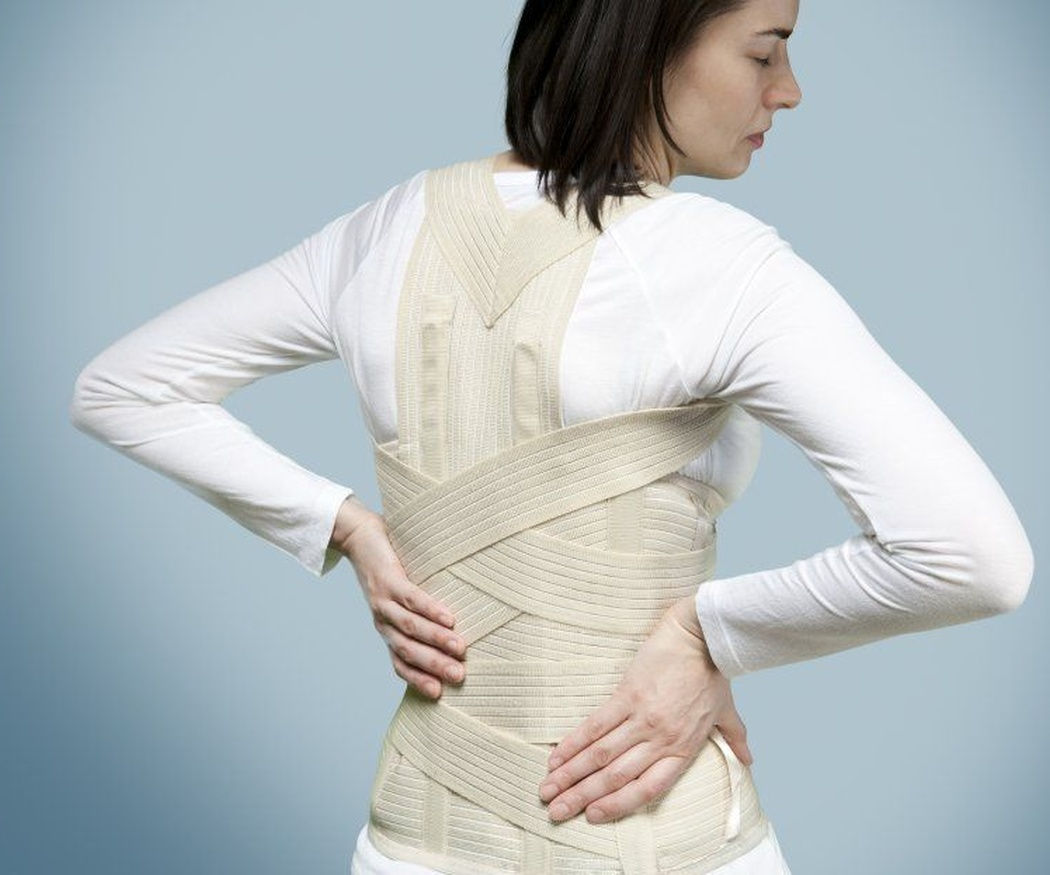 Para qué sirven las fajas ortopédicas