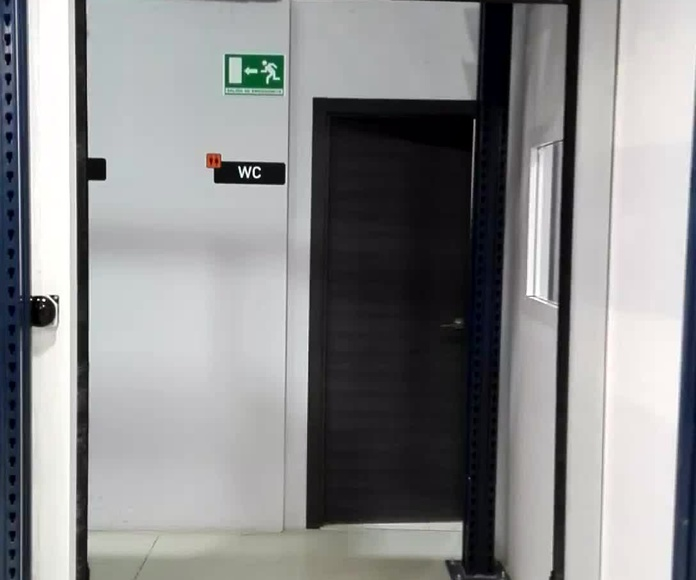 PUERTA RAPIDA DE LONA ENROLLABLE FAREM ROLL
