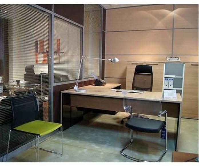 Limpieza de oficinas: Servicios de Gerusia, S.L. Empresa de Servicios