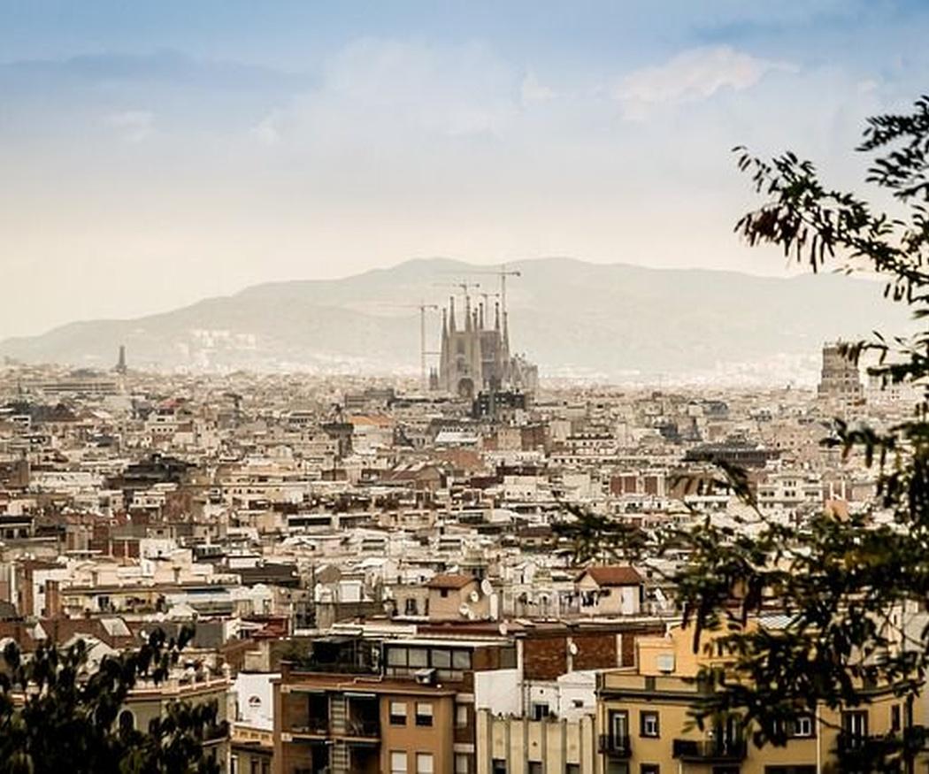 Barcelona, una ciudad donde el arte está siempre presente