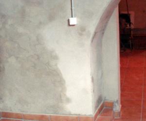 Eliminación de humedades de paredes