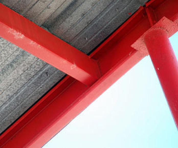 Techos: Trabajos realizados  de Alumifex