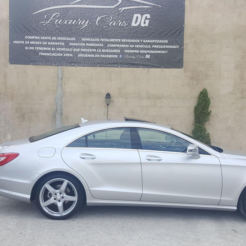 Mercedes 350d AMG Pack: Venta de vehículos de Luxury Cars DG