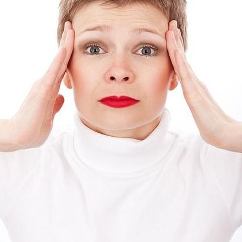 Estrés: Terapias de AyC Psicólogos y Logopedas