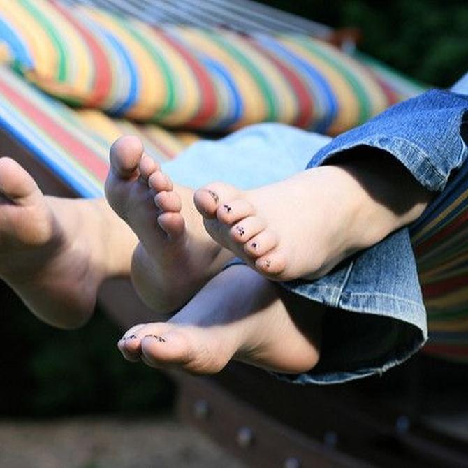 Cuida tus pies para el verano