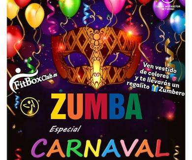 Especial Zumba Carnaval