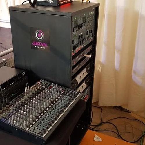 Alquiler de equipos de audio