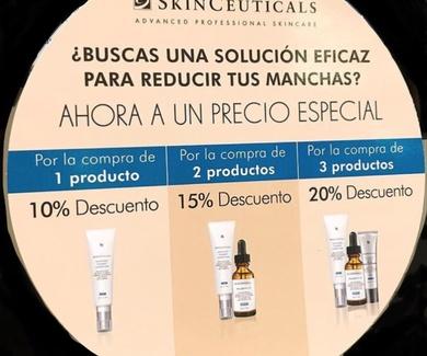 SKINCEUTICALS 10%-20%-30% Dto.