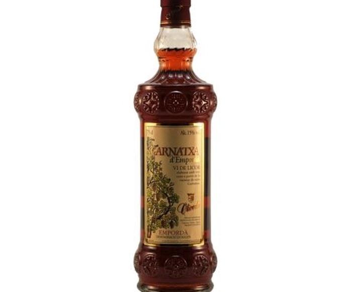 Vinos dulces: Productos de La Botiga de Fortià