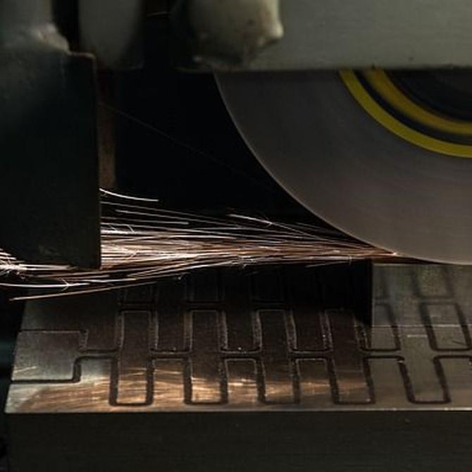 ¿Cómo funciona una máquina rectificadora?