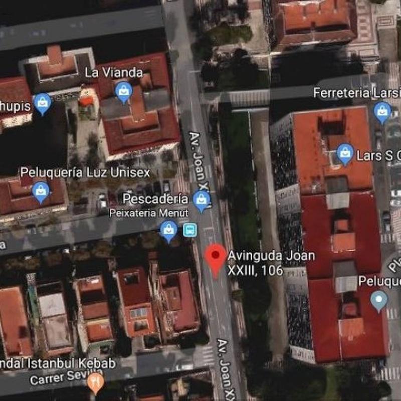 Local comercial en El Masnou: Nuestros inmuebles de CAC Investments