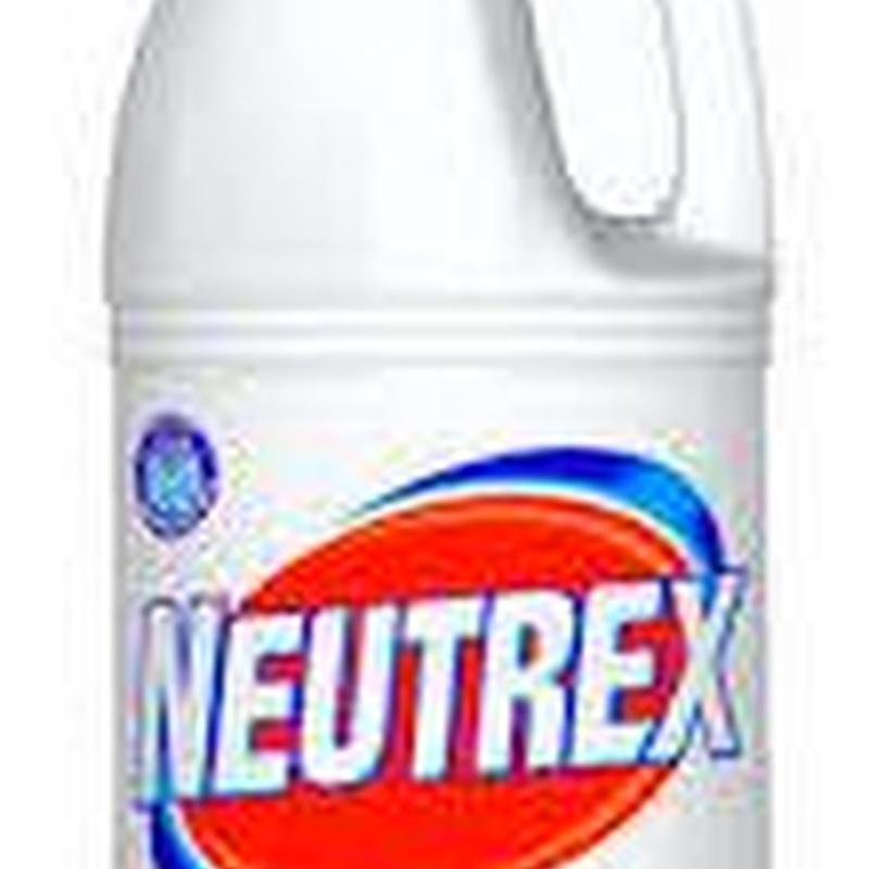 LEJIA NEUTREX 4L.: SERVICIOS  Y PRODUCTOS de Neteges Louzado, S.L.