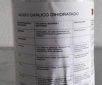 Envase plástico P.E.T 5Kg: Productos de Río de la Miel