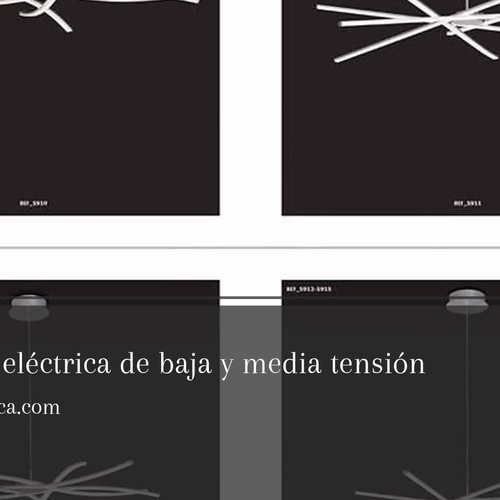 Instalaciones eléctricas de baja y media tensión, decoración e interiorismo, iluminación en Castelló de la Plana | Electricidad Felip Manteca
