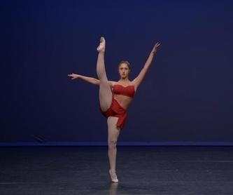 PRE-BALLET: Catálogo de Escola de Dansa Spin