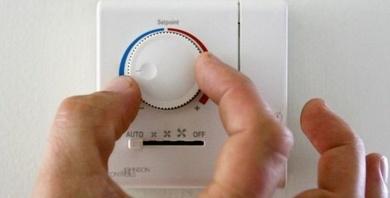 ¿ Cuál es la temperatura ideal para una casa ?