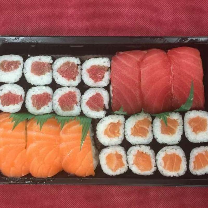 Menú 9: Especialidades y menús de Sushikai Tarraco