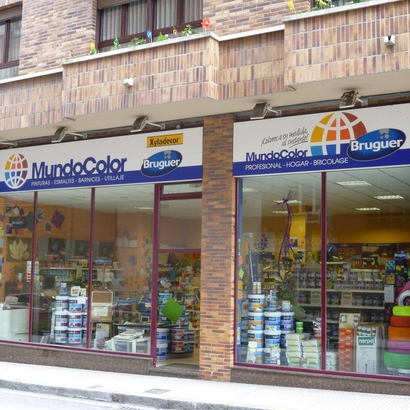 Tienda de pinturas: Servicios de MC Proyectos Cromáticos, S.L.