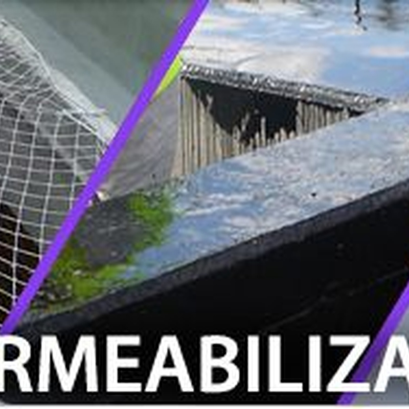 Impermeabilizacion: Servicios  de Aislamientos Termialba