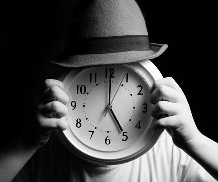 Valora a quien te regala su tiempo porque jamás lo recuperará