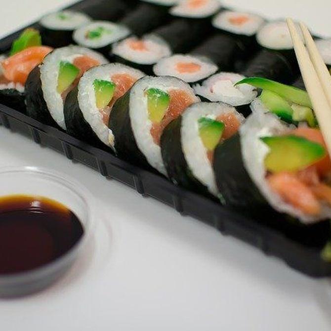 5 beneficios de la comida asiática