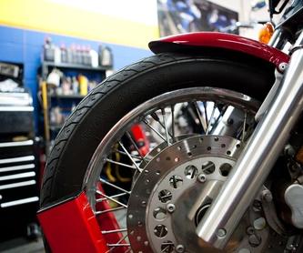 Reparar motos en Les Corts Barcelona