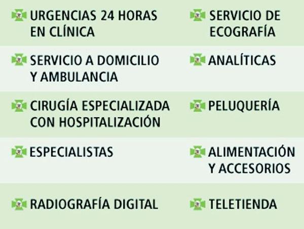 Clinica veterinaria 24 horas Madrid
