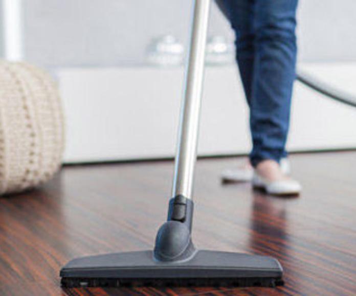 Limpieza de pisos: Servicios de Servicios de Limpieza Pilar Hernández