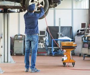 Alineación de neumáticos en Badalona