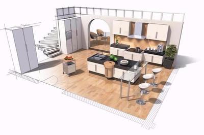 Todos los productos y servicios de Muebles de baño y cocina: Cocinas Houston