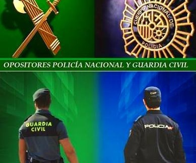 OPOSITORES POLICÍA NACIONAL Y GUARDIA CIVIL