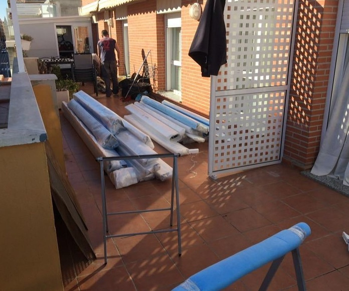 Techos y cerramientos: Catálogo  de Cerramientos Monteval