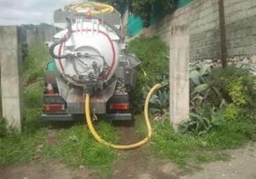 Limpieza y saneado de tuberías