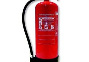 Extintor Polvo 12Kg