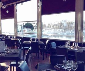 Mesas y sillas para restaurantes